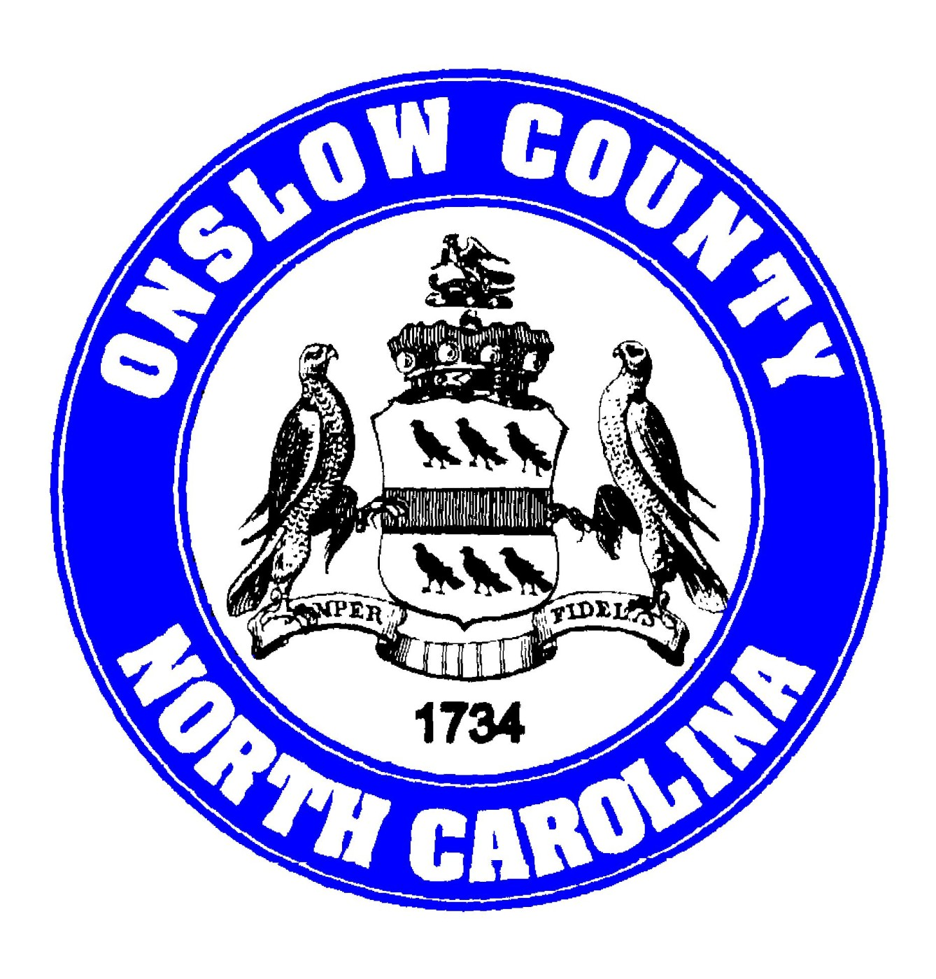 Onslow County Seal