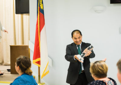 Jacksonville NC Photographer_LEP_05162017_Citizenship & Service Award_032