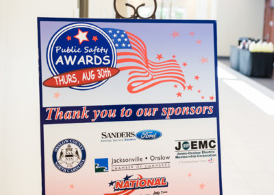 Public Safety Awards Luncheon