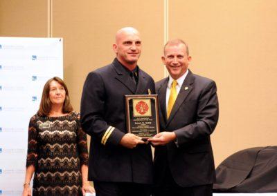 Robert K Sandy firefighter