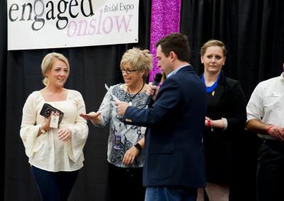 Engaged Onslow Bridal EXPO