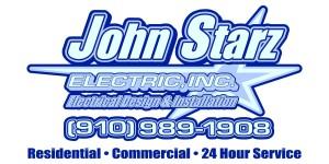 John Star Electric road sign
