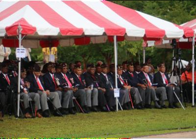 Montford Point Ceremony