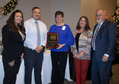 Wells Fargo Principal of the Year Recognition