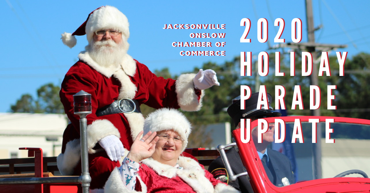 Jacksonville Christmas Events 2020 Christmas Holiday Parade | Jacksonville Chamber of Commerce